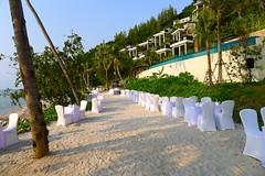 Koh Samui, Thailand (LAXFlyer) Tags: dinner thailand hotel valentine resort special kohsamui samui valentines hotels koh resorts conrad
