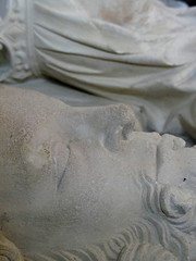 Poker Face (GreenGreenBlue) Tags: sculpture paris france church basilica gothic kings tombs basilique cathdral frenchstdenis