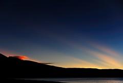 Buddha-rays over Manasarovar at sunset, Tibet (reurinkjan) Tags: lake nature tar crepuscularrays atmosphericoptics manasarovar 2011 tibetautonomousregion maphamyutso བོད་ལྗོངས། ©janreurink tibetanplateauབོད་མཐོ་སྒང་bötogang buddhismསངས་རྒྱས་ཆོས་ལུགས། tibetབོད ngariམངའ་རིས། natureofphenomenaཆོས་ཀྱི་དབྱིངས་choskyidbyings natureརང་བྱུང་ཁམས་rangbyungrangjung anavatapta sunsetཉི་རྒས།nyigéthetimeofsunsetཉི་རྒས་ཐུན་མཚམསnyigétüntsam ༢༠༡༡ purangསྤུ་ཧྲེང་།county མ་ཕམ་གཡུ་མཚོ་ farwesttibet landscapeཡུལ་ལྗོངས།yulljongsyünjong པད་མ་ལྷ་མཚོ་padmalhatso unvanquishedturquoiselake waterwhichiscoolsweetlightsoftclearpureandwhichneitherupsetsthestomachnorirritatesthethroattheeightqualitiesofperfectwaterཆུ་ཡན་ལག་བརྒྱད་ལྡན་chuyenlakgyenden sunraysunlightཉི་ཟེར་nyizer sunraysཉི་མ་འོད་ཟེརnyimaözer sunsrayscolorཉི་མའི་འོད་ཟེར་གྱི་ཁ་དོགnyiméözergyikhadok shinesasiflitbythesunཉི་མའི་འོད་ལྟར་འབར་བnyiméöntarbarwa sunsraysནམ་མཁའ་འཇལ་nammkhajal radianceའོད་od allilluminatingsunraysཀུན་སྣང་འབར་kunsnangbar shadowsofthesettingsunvanishintodarknessཉི་མ་ནུབ་པའི་གྲིབ་སོ་ལྟརnyimanuppédripsontar divinelotuslakepadmalhamtsho lakemanasarovarnameofnagawholivestherenameoflakenagakingམ་དྲོས་པ་madröpa evercoollakemtshomadrospaམཚོ་མ་དྲོས་པ་tsomadröpa lakemanasarovarམ་དྲོས་པའི་མཐོmadröpemto raysofthesunའོད་ཀྱི་ཆར་པökyicharpa astheshadowsofthesettingsunvanishintodarknessཉི་མ་ནུབ་པའི་གྲིབ་སོ་ལྟརnyimanuppédripsontar tibetanlandscapepictureཡུལ་ལྗོངས་རི་མོནསབོད་yünjongrimonébö crepusculummeaningtwilight