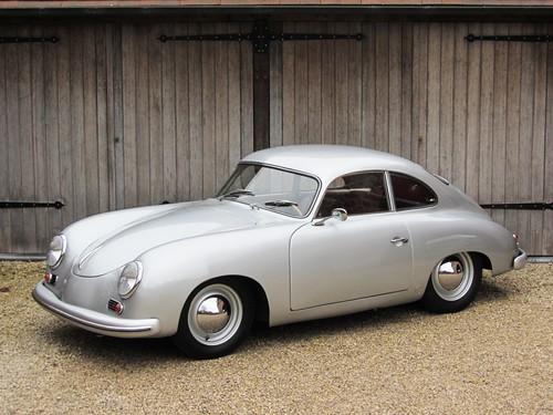 Porsche 356 Pre A (1954).