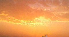 sunset in egypt (ayman_ay17) Tags: sunset mobile by egypt taken