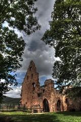 rp_32 (Franz-Rudolph) Tags: germany deutschland ruin bad ruine monastery region rhein rheinland rhineland hdr metropol pfalz neckar kloster limburg drkheim palatinate