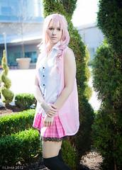 Katsucon FFXIII-2 (LJinto) Tags: costume cosplay final fantasy katsucon xiii serah