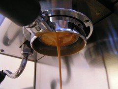 "Reneka Techno & ""naked"" portafilter (hv_bean) Tags: machine techno espresso doubleboiler reneka"