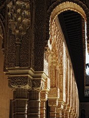 Alhambra Palace 10   / Granada / Spain - 27.03.2012 (Ahmed Al.Badawy) Tags: spain granada alhambrapalace  hutectshotsahmedalbadawy