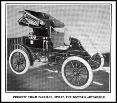 1903 ca Prescott Steam Carriage The Doctor's Automobile (carlylehold) Tags: ca new york ny robert car 1 automobile carriage c steam join doctors steamer prescott 1903 keeper haefner carlylehold