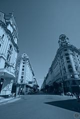 Diagonal Norte (fmeloni) Tags: bw blancoynegro argentina avenida buenosaires sony diagonal obelisco norte sigma1020 sigma1020f456 sonyalpha sonyslt sonyslta77v