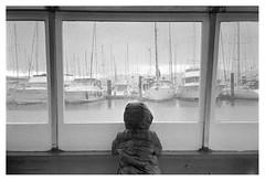 Paseo en barca en primavera (Xabier Segurola) Tags: mju olympus arf ii hendaye argenti r09