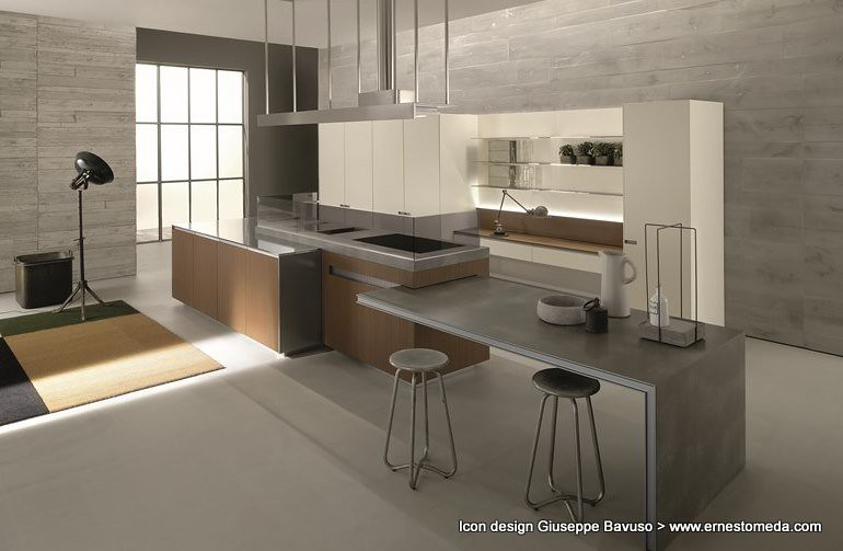 Icon Design Giuseppe Bavuso (ernestomeda) Tags: Kitchen Design Kitchens  Worktop Icon Cucina Cucine