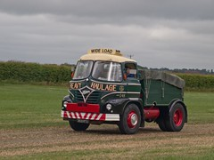 353 RTU 1961 Foden S.21 (wheelsnwings2007/Mike) Tags: vintage cheshire rally 1961 s21 353 foden rtu kelsall 2013