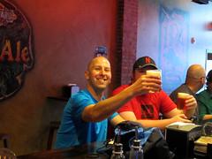 IMG_4725 (RLEVANS) Tags: beer lincolnnebraska cycleworks lagunitasbrewingcompany dempseysburgerpub bikerslovebeer tourdebrewlnk moransliquorworks