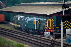 55002, 55019, 33035 and D4100 (Wolfie2man) Tags: 55002 55019 33035 09012 d4100