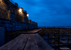 Blue Hour, Siracusa (ThomasBartelds) Tags: italy sicily