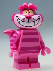 71012 Cheshire Cat (aktuaroslo) Tags: cat cheshire lego disney 71012 collectableminifigures