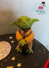 Yoda (littlecakefairydublin) Tags: film stars starwars yoda lucas galaxy lightsabers deathstar georgelucas