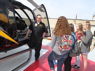 Excelsior Middle School visits AirCare