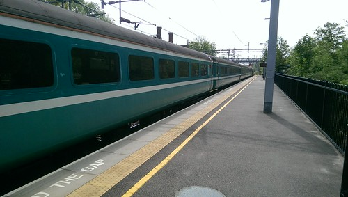 Charter train, UK standard (2nd/ tourist) class