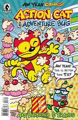 Preview: Aw Yeah Comics: Action Cat and Adventure Bug #3 (All-Comic.com) Tags: comics franco darkhorse previews artbaltazar allcomicpreviews allcomic awyeahcomicsactioncatandadventurebug
