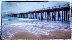 A Reason To Hold You (Calpastor) Tags: ocean california sea west beach water coast sand waves piers tide wave clams tides