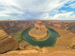 Horseshoe Bend - USA (sbastienfontana) Tags: arizona usa landscape colorado horseshoebend gopro