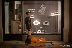 Tamara (francesco12corde) Tags: woman sexy milano tamara sensual cello francesco classe moretti borsalino violoncello gnocca francesco12corde
