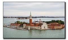 A Cloudy Day Over San Giorgio Maggiore (seagr112) Tags: venice italy europe murano venezia sangiorgiomaggiore campanille sonya6000 campanilleview
