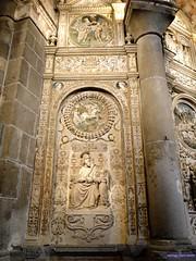 vila (santiagolopezpastor) Tags: espaa church spain cathedral catedral iglesia medieval espagne middleages castilla vila castillaylen provinciadevila