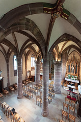 Colonnes Reinacker-110 (MMARCZYK) Tags: france architecture alsace glise gothique 67 voute basrhin xve gilge ludeman gilgeludeman