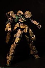 Mobile Suit Gundam: Graze. model kit. (jaqio) Tags: anime mobile japan robot model iron orphans suit kit gundam mech graze bandai blooded