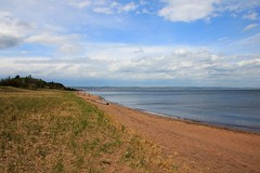 Park Point . . . (doc030395) Tags: lakesuperior duluth minnesota parkpoint beach clouds hiking shoreline northshore
