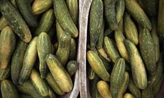 Cucumber (leozhong84) Tags: leica color nikon shanghai market kodak 28mm 200 plus f28 slum fm2 elmaritr e48