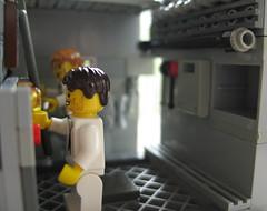 uboot2 (Franckfbe) Tags: lego submarine uboat minifig minifigs scenes mocs uboot wehrmacht sousmarin kriegsmarine scne miseenscne