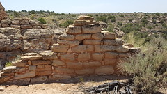 Intricate masonry in Hovenweep