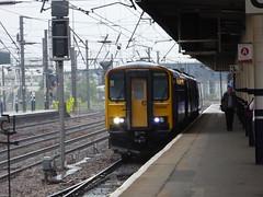 153363 at Doncaster (19/6/16) (*ECMLexpress*) Tags: class northern 158 doncaster 153 sprinter dmu ecml 153363