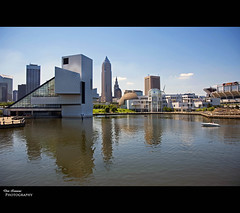 Cleveland, the Beautiful (Don Iannone) Tags: harbor cleveland inner clevelandohio rockandrollhalloffame