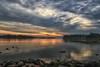 A Midsummer Dream (BigWhitePelican) Tags: helsinki finland summer sea reflections sky clouds canoneos70d adobelightroom6 colorefexpro4 2016 june kallahti nature