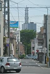 nagoya15424 (tanayan) Tags: road street urban japan town alley nikon cityscape nagoya   aichi j1