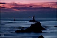 La Vieille de nuit Finistère-Brittany-France (Ronan Follic) Tags: