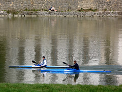 PIESTANY (ATHOS TH.) Tags: river rowing rudern piestany ruderer