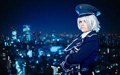 Angel Sanctuary ([]NEEL[]) Tags: city angel night lights cosplay bokeh sanctuary