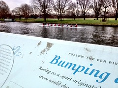 Lent Bumps (Cambridge University) Tags: 29 february bumps 2012 lent rivercam leapyear bumping universityofcambridge sircam