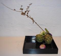 nordiclotus_20060420b (nordiclotus) Tags: ikebana morimono