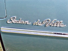 73 Cadillac Sedan DeVille Badge (1970) (robertknight16) Tags: usa cadillac badges