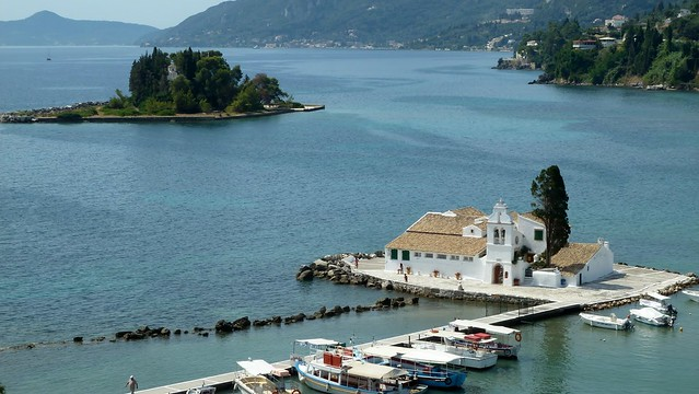 Photo Of The Day Corfu Greece