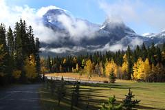 Mount Lougheed (John Andersen (JPAndersen images)) Tags: day cloudy banff jpandersenimages