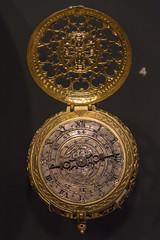 Ancient Pocket Watch British Museum London 2012 (chris favero) Tags: london 7d britishmuseum eos7d