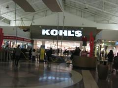 Kohls (cjbird88) Tags: store illinois oak lawn anchor kohls chicagoridgemall