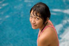 Pool Of Blue (* Hazman Zie *) Tags: leica portrait pool 50mm f14 explore summilux asph m9 summilux50mm leicam9