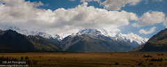 XO4B0410.jpg (SdR Art Photography) Tags: newzealand mountains alps water clouds landscape glacier glaciallake