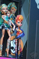 Toy Fair 2012 Monster High 40 (IdleHandsBlog) Tags: toys dolls horror monsters mattel collectibles fashiondolls monsterhigh toyfair2012